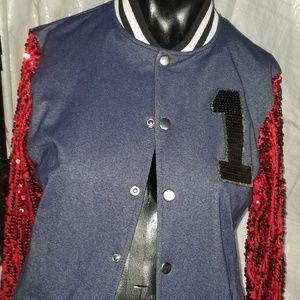 Other - Costume denim cotton style jacket